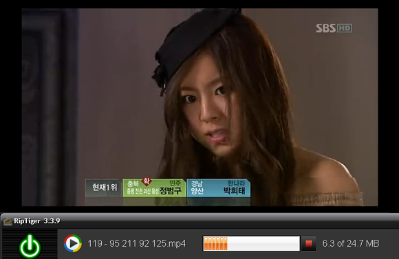 Downloading video from http://www.dramafever.com