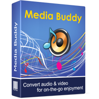 Media Buddy box